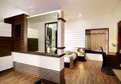 Serenity Inn La Serene - ハイデラバード - 寝室