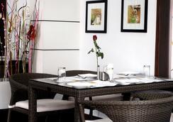 Serenity Inn La Serene - ハイデラバード - レストラン