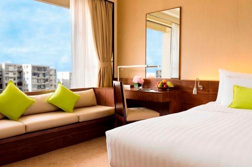 シティ ガーデン ホテル - 香港 - 寝室