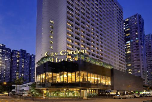 シティ ガーデン ホテル - 香港 - 建物