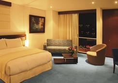 Blue Suites Hotel - ボゴタ - 寝室