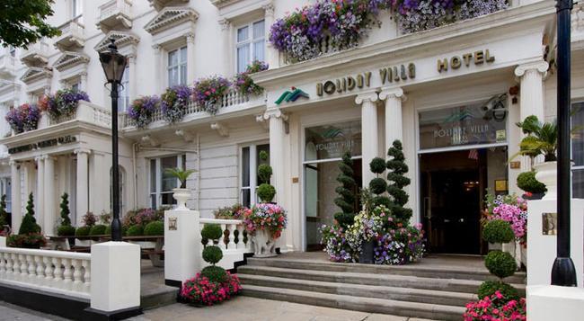 ホリデイ ヴィラ ホテル - ロンドン - 建物
