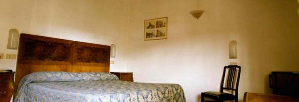 ホテル ソーレ ローマ - ローマ - 寝室