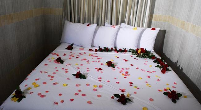 ホテル グランド ユナイテッド - チャイナタウン - ヤンゴン - 寝室