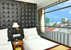 ホテル グランド ユナイテッド トゥウェンティファースト ダウンタウン - ヤンゴン - 寝室