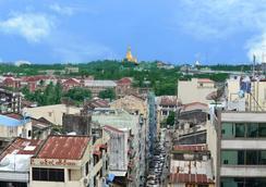 ホテル グランド ユナイテッド トゥウェンティファースト ダウンタウン - ヤンゴン - 屋外の景色