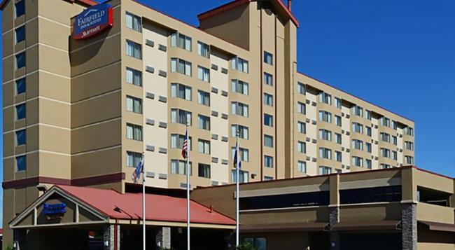 Fairfield Inn and Suites by Marriott Denver Cherry Creek - デンバー - 建物