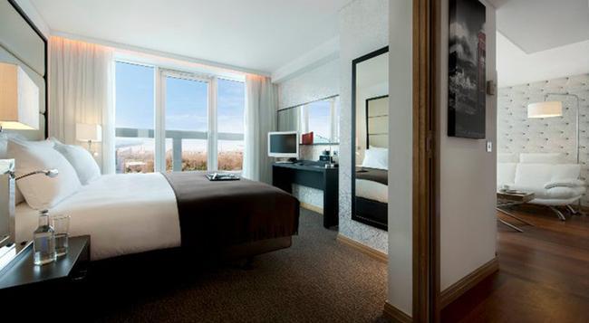 ペスタナ チェルシー ブリッジ ホテル & スパ - ロンドン - 寝室