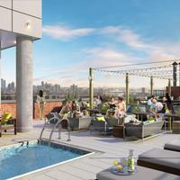 ホテル インディゴ ローワー イースト サイド Terrace/Patio