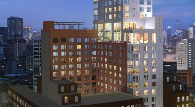 ホテル インディゴ ローワー イースト サイド - ニューヨーク - 建物