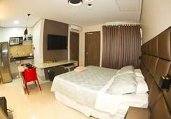 Innflat-business - マナウス - 寝室