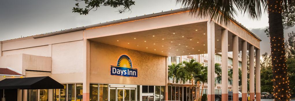 デイズ イン マイアミ インターナショナル エアポート - マイアミ - 建物