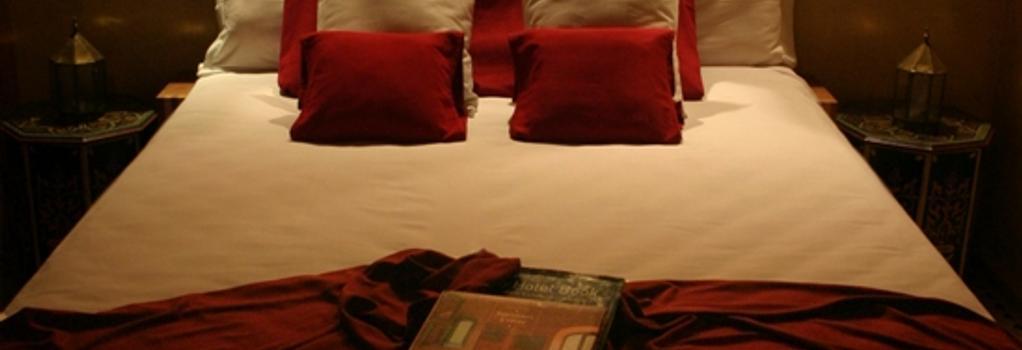 リヤド チバネット - エッサウィラ - 寝室