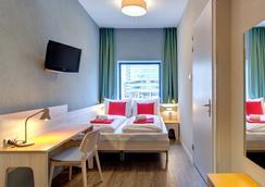 マイニンガー ホテル アムステルダム シティ ウエスト - アムステルダム - 寝室