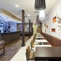 ユーロスターズ ウォール ストリート Hotel Bar