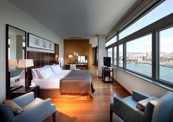 ユーロスターズ グランド マリーナ ホテル GL - バルセロナ - 寝室