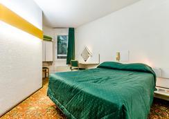 オテル アーケード - ルルド - 寝室