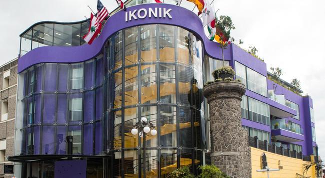 Ikonik Hotel Puebla - プエブラ - 建物