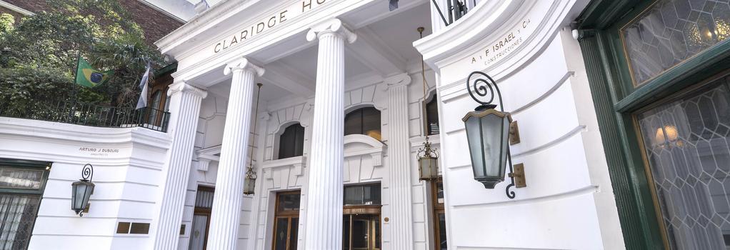 クラリッジ ホテル - ブエノスアイレス - 建物