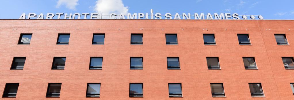 アパートホテル キャンパス サン マメス - レオン - 建物