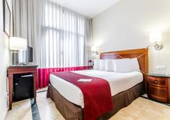 ユーロスターズ ライエタナ パレス - バルセロナ - 寝室