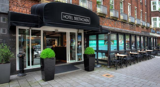 ハンプシャー ホテル ベートーヴェン - アムステルダム - 建物