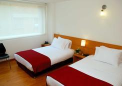 Abitare 56 Hotel - ボゴタ - 寝室