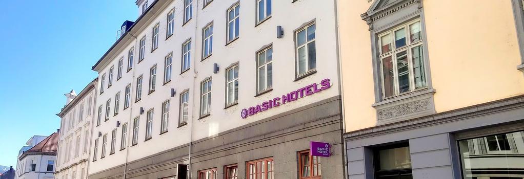 ベーシック ホテル ベルゲン - ベルゲン - 建物