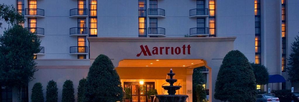 Charlotte Marriott SouthPark - シャーロット - 建物