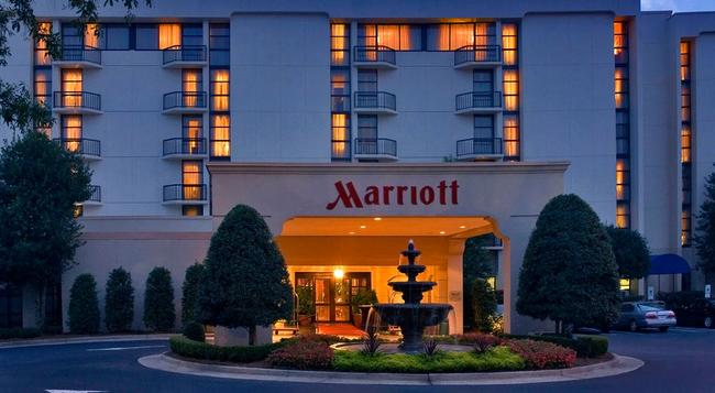 Charlotte Marriott SouthPark - シャーロット - 建物