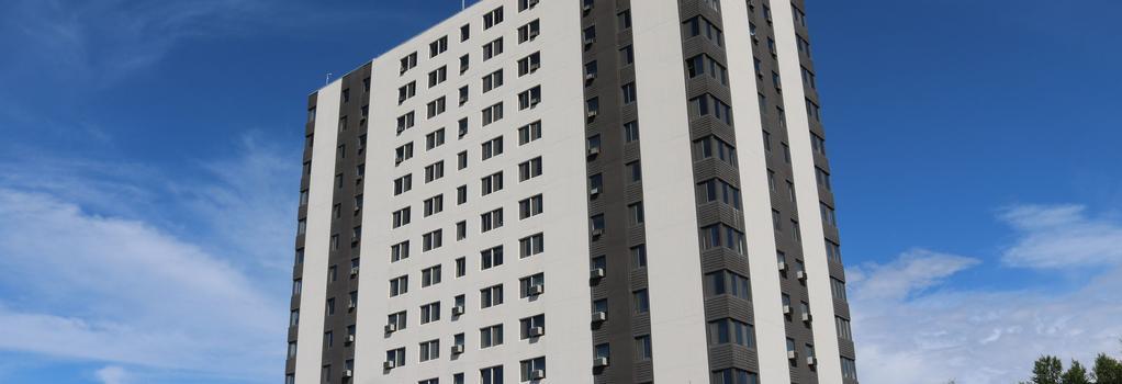 インレット タワー ホテル & スイーツ - アンカレッジ - 建物