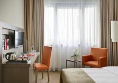 Intercityhotel Hannover - ハノーファー - 寝室
