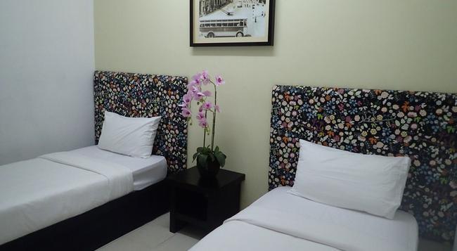 Ar-raudhah Suite & Hotel - George Town (Penang) - 寝室