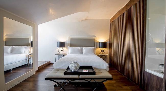 ベッサホテル リベルダーデ - リスボン - 寝室