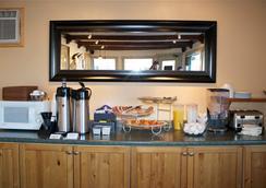 インカ イン モーテル - モアブ - レストラン