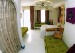 La Brezza Suite & Hotel - ボドルム - 寝室