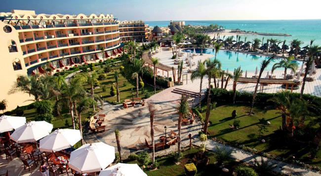 Carols Beau Rivage Hotel - Mersa Matruh - 建物