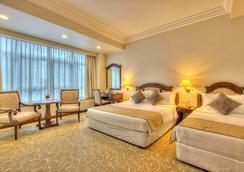 オーキッド ホテル - シンガポール - 寝室