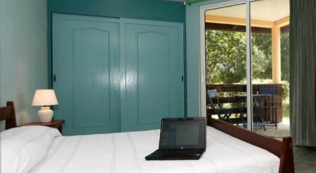 La Chaumiere Cayenne - Cayenne - 寝室