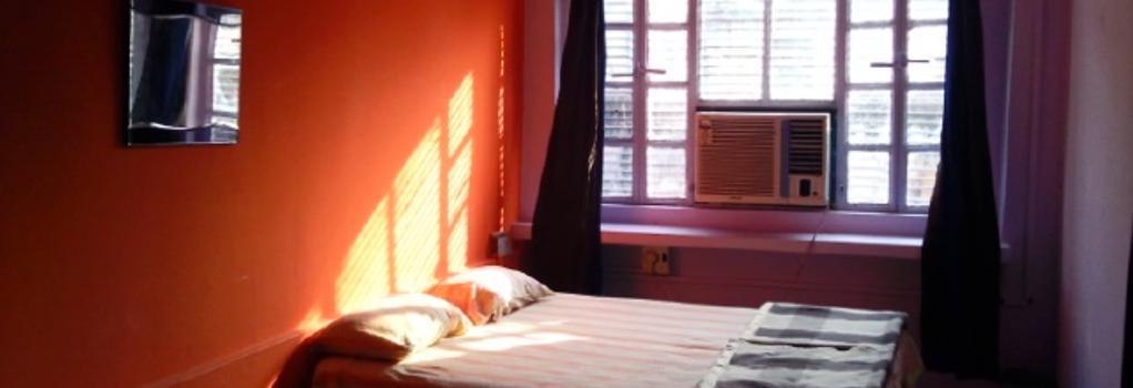 ゴールデン ロッジ - バラナシ - 寝室