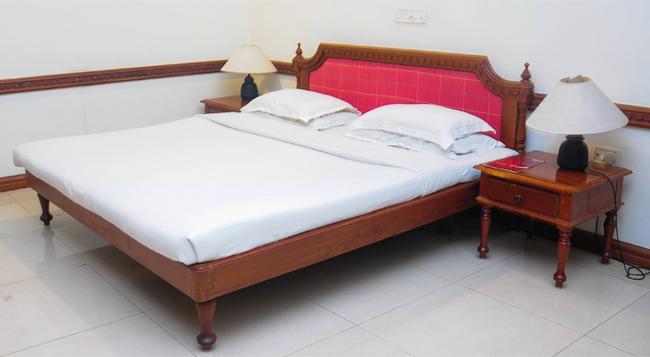 ATS Willingdon Hotel - コチ - 寝室