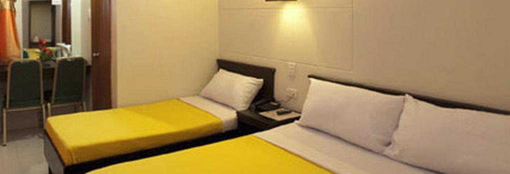 ヴァレーフロント ホテル - セブシティ - 寝室