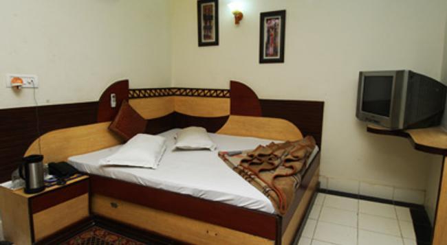 Hotel Shiv Palace - ニューデリー - 寝室