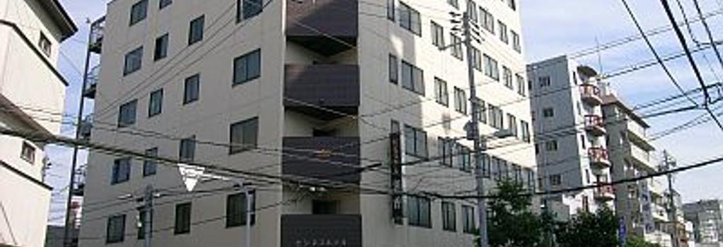 ビジネスホテル和香 - 大阪市 - 建物