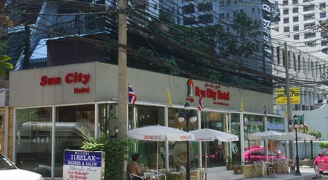Sun City Hotel - バンコク - 建物
