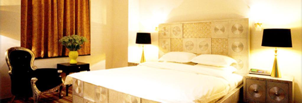 ピロス ホテル - ポハンし - 寝室