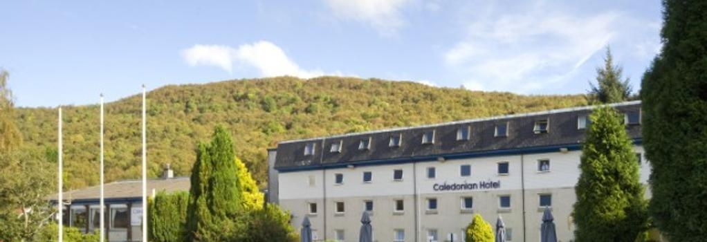 The Caledonian Hotel - フォート・ウィリアム - 建物