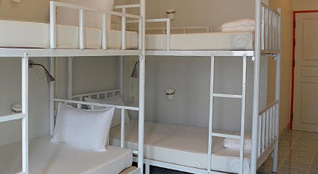 Salsa Hostel - Chumphon - 寝室