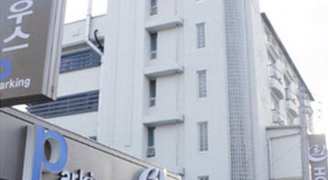 ホテル リン ハウス - チョンジュし - 建物