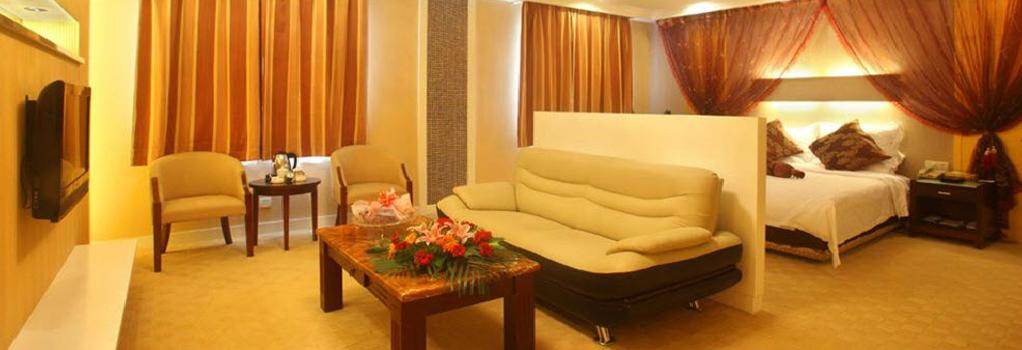 Siya Garden Hotel - Nanjing - 南京 - 寝室